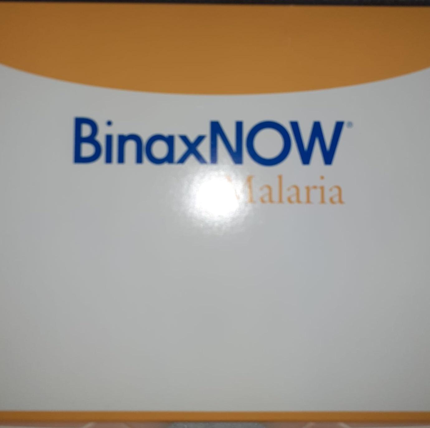 BinaxNOW Malaria