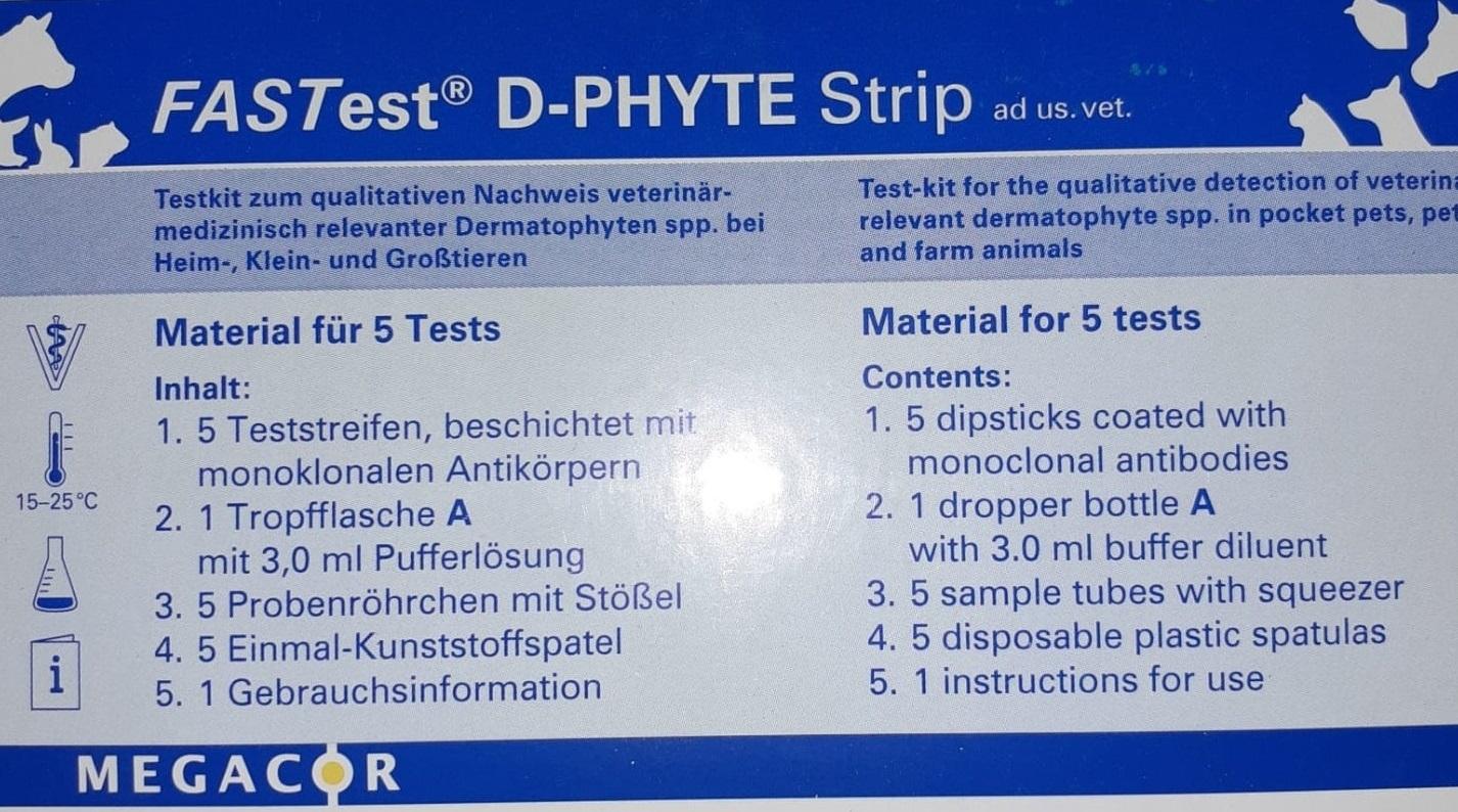 Fastest D-Phyte Strip