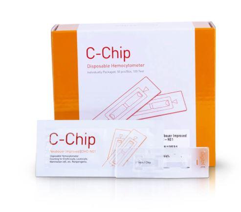 c-chip disposable hemocytometer